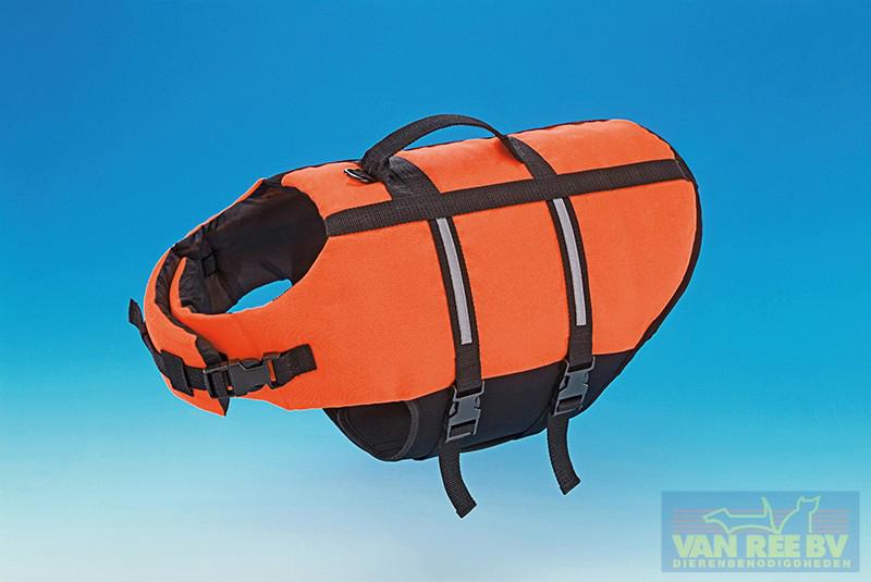 Nobby - zwemvest oranje l