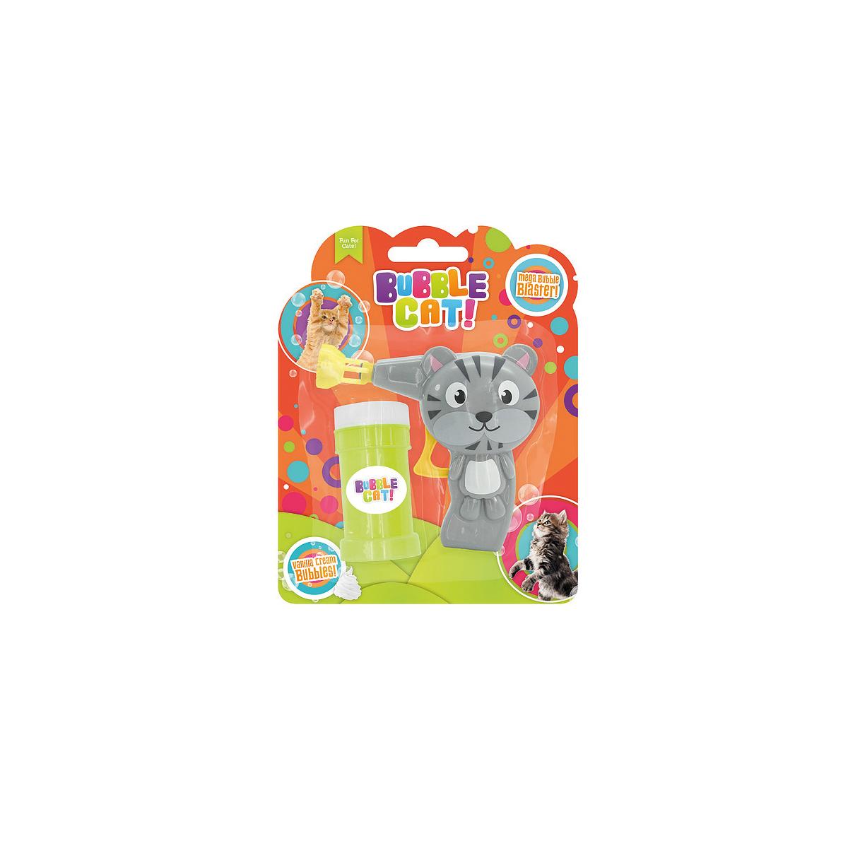 Bubble cat manual gun grijs