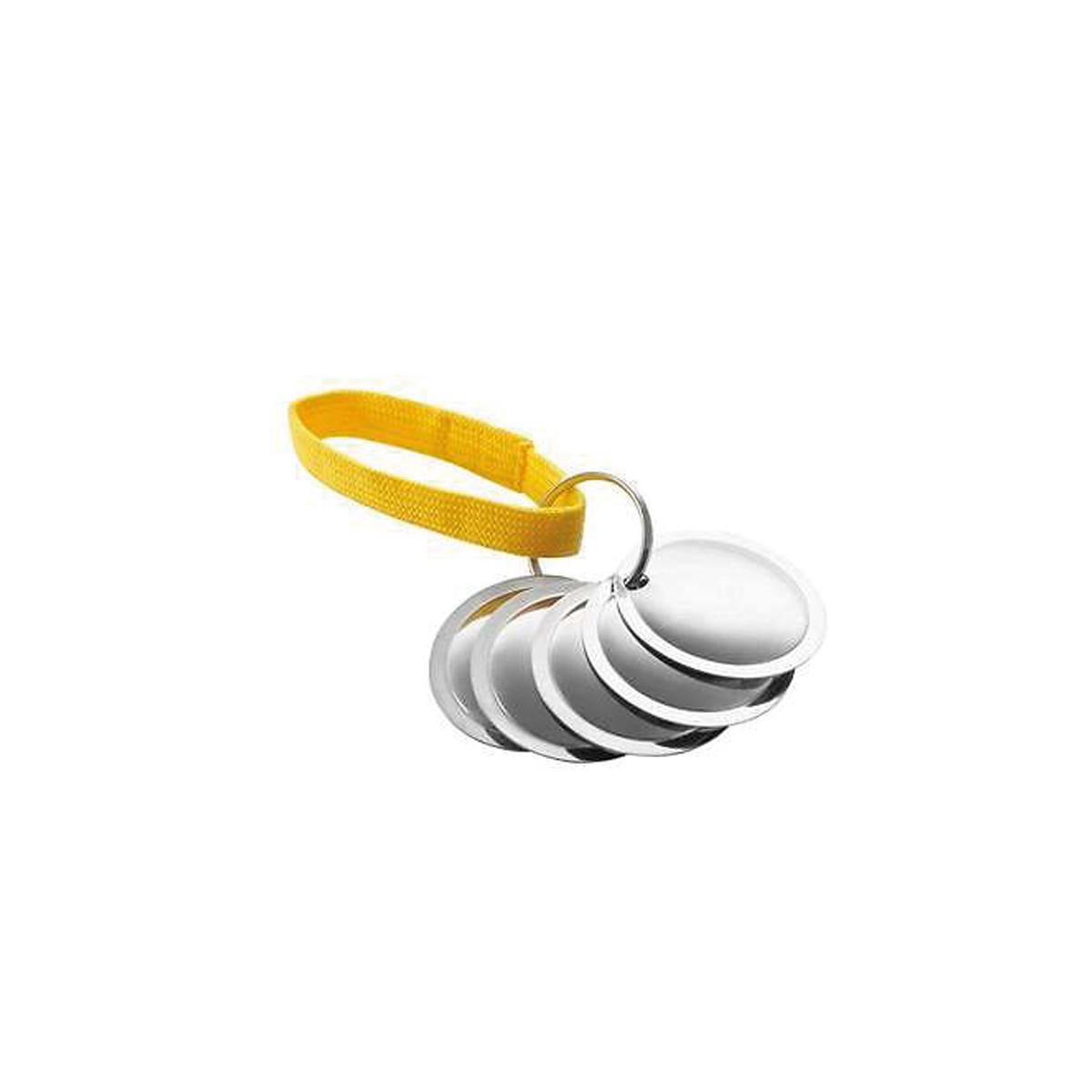 Trainer disc geel