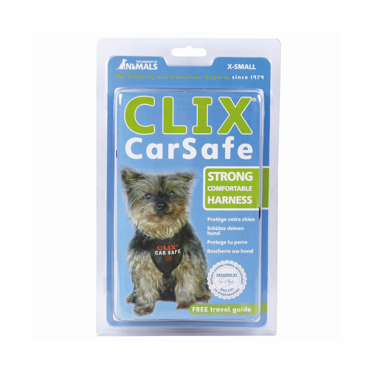 CLIX CAR SAFE HARNESS ES 00001