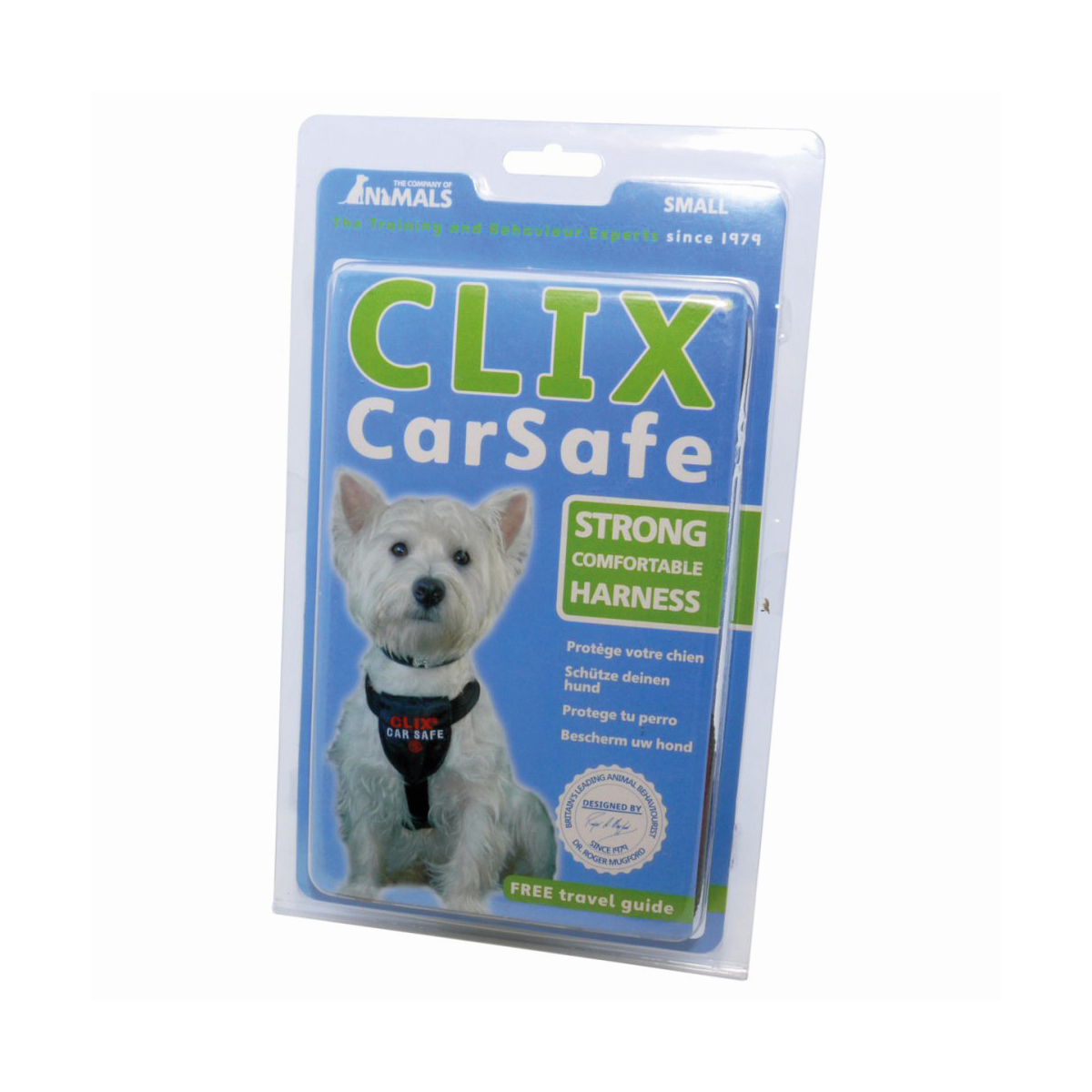 CLIX CAR SAFE HARNESS SM 00001
