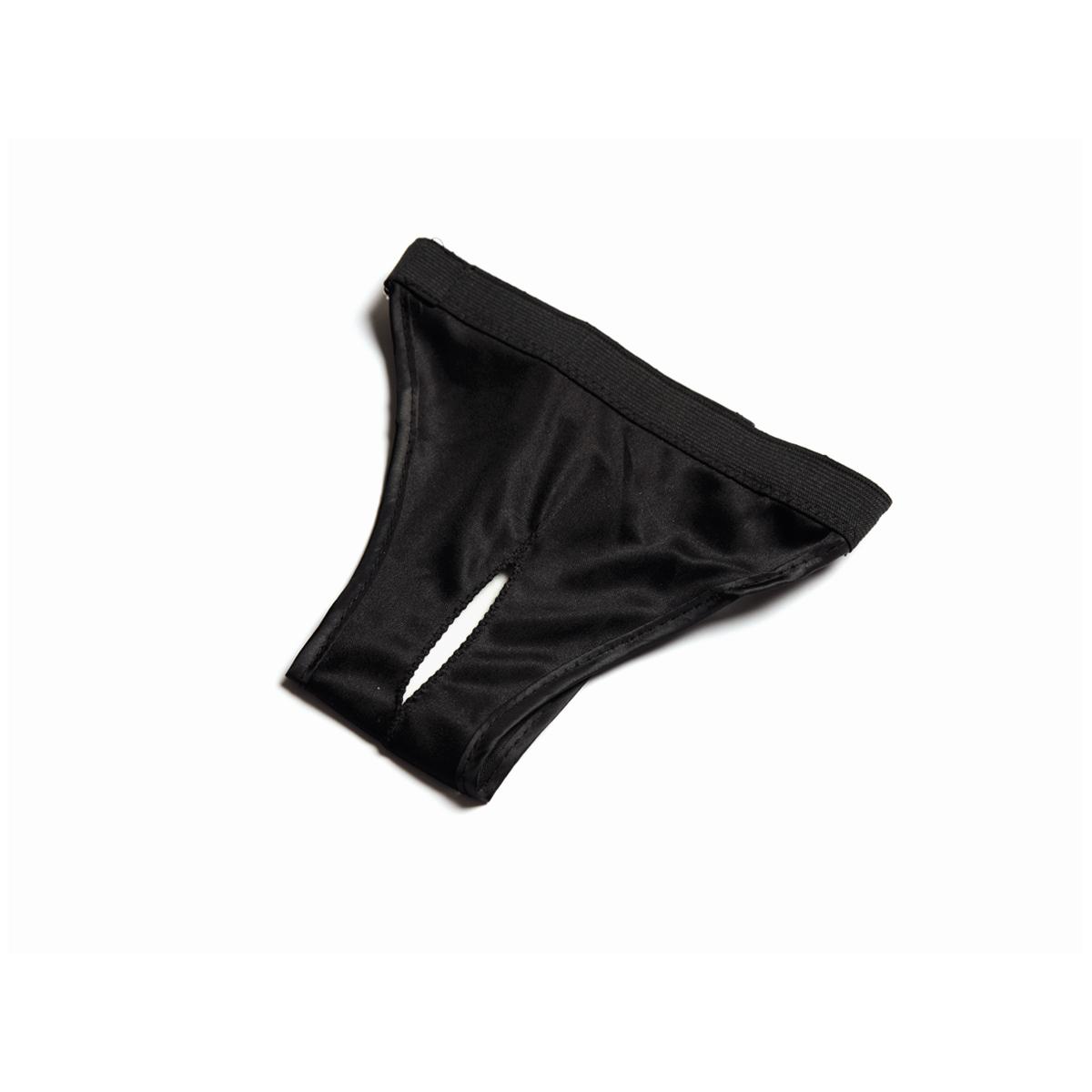 Nobby - hondenslip zwart
