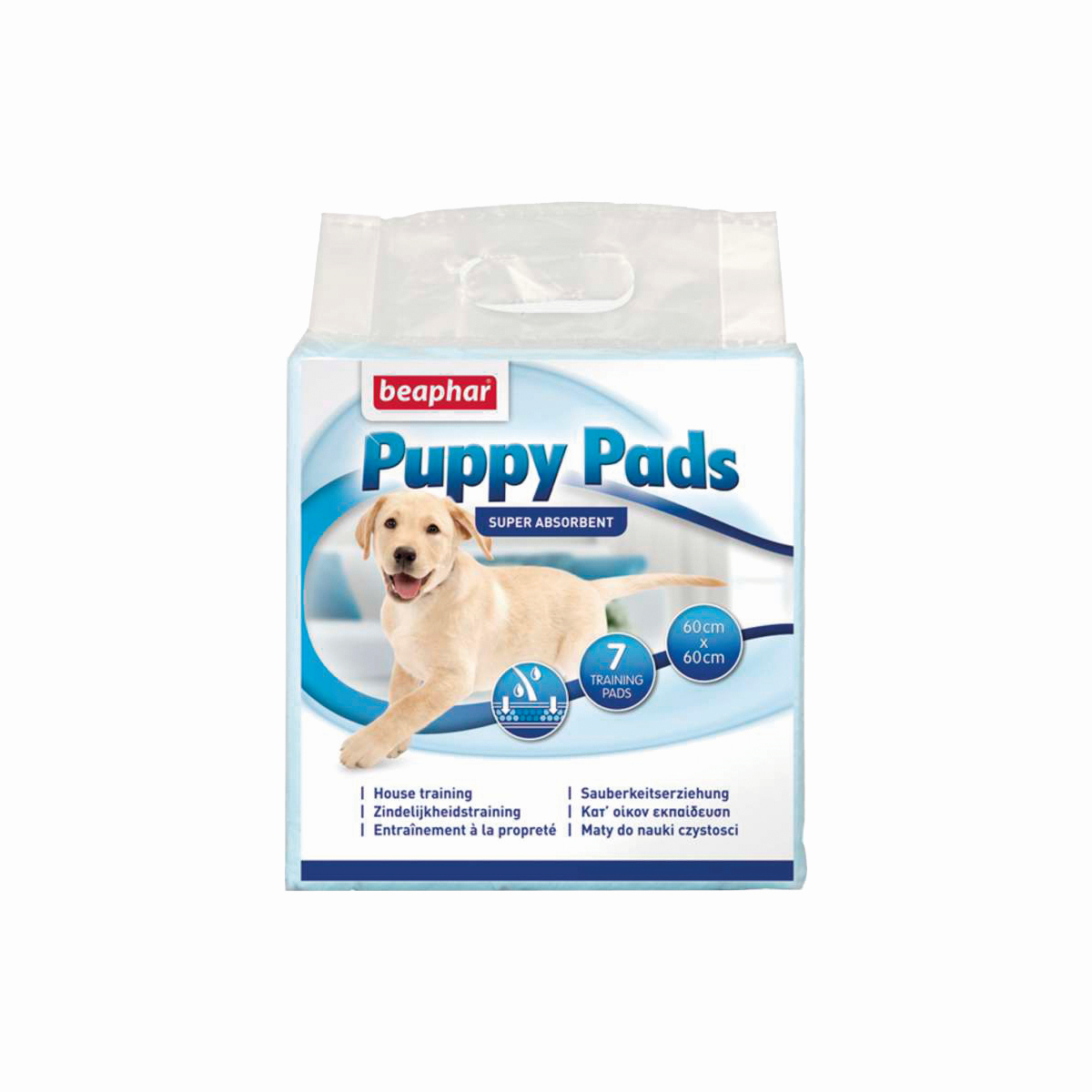 BEA PUPPY PADS/TRAININGSMAT7ST 00003