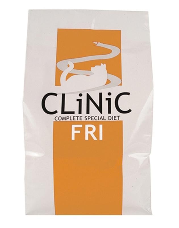Productafbeelding voor 'Clinic - fri nier meerkleurig 1,5 kg'