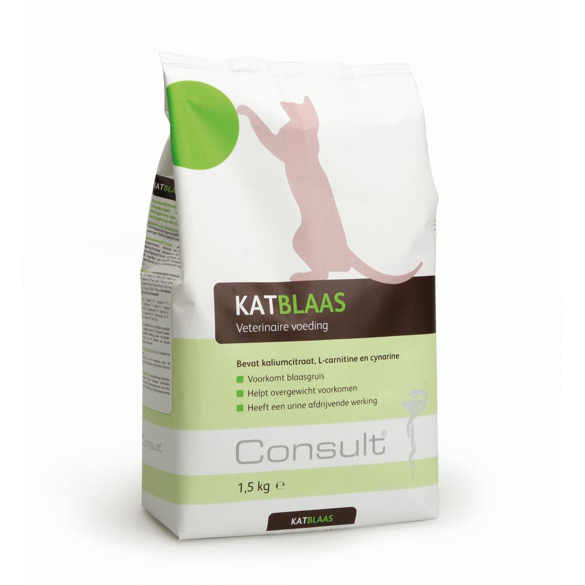 Productafbeelding voor 'Kat s+o (blaas) meerkleurig 1,5 kg'