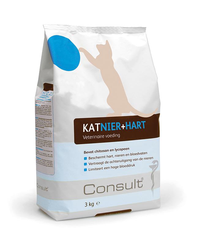 Productafbeelding voor 'Kat n+h (nier) meerkleurig 3 kg'