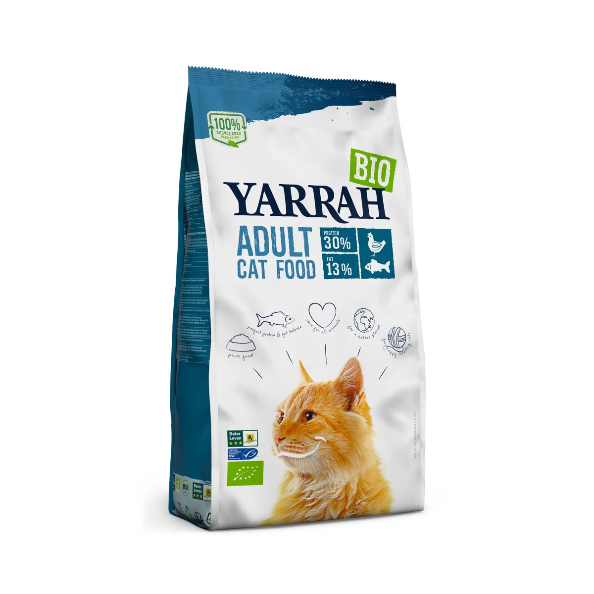 YA CAT ADULT VIS 2,4KG N 00001