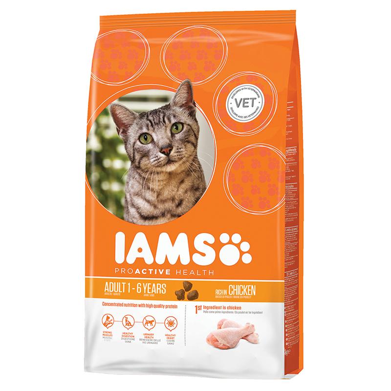 IA CAT ADULT CHICKEN 15KG 00001