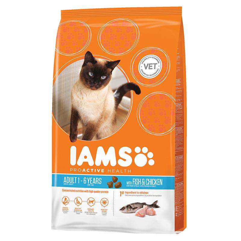 IA CAT ADULT FISH&CHICK. 15KG 00001
