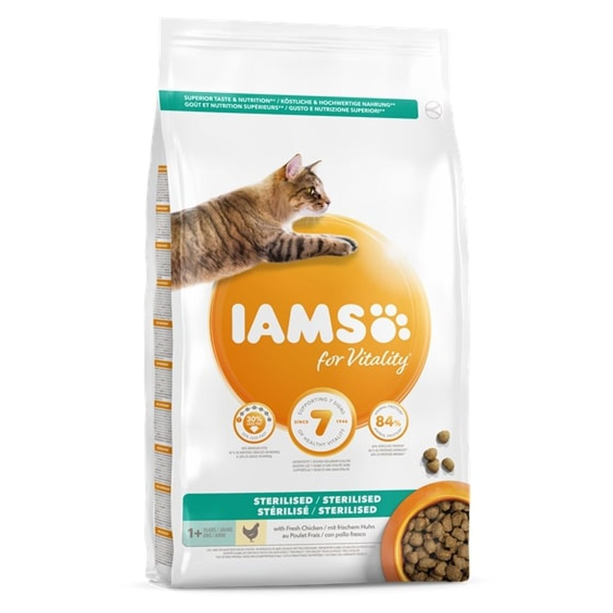 IA CAT ADULT STER/OVERW. 3KG 00001
