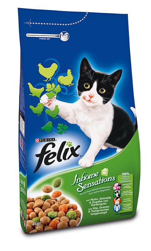 Katten > Voeding & vocht > Droogvoer