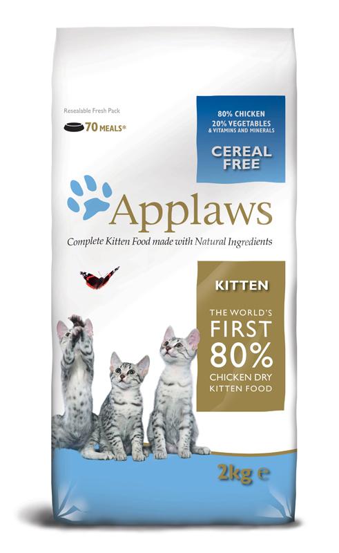 Kitten meerkleurig 400 gr