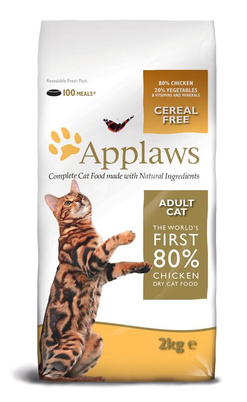 Applaws - kattenvoer meerkleurig 400 gr