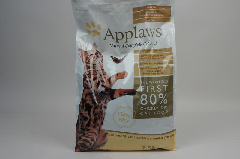 Applaws - kattenvoer meerkleurig 7,5 kg