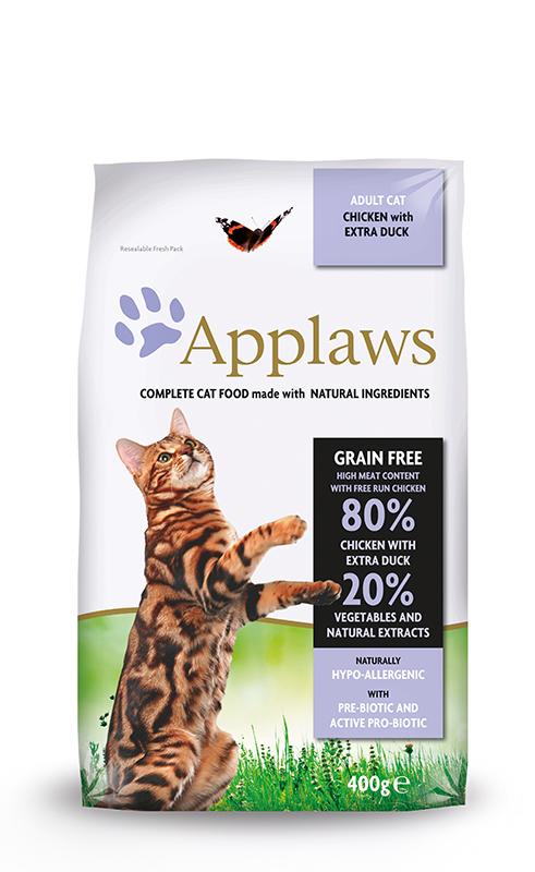 APP CAT ADULT CHICK&DUCK 400GR 00001