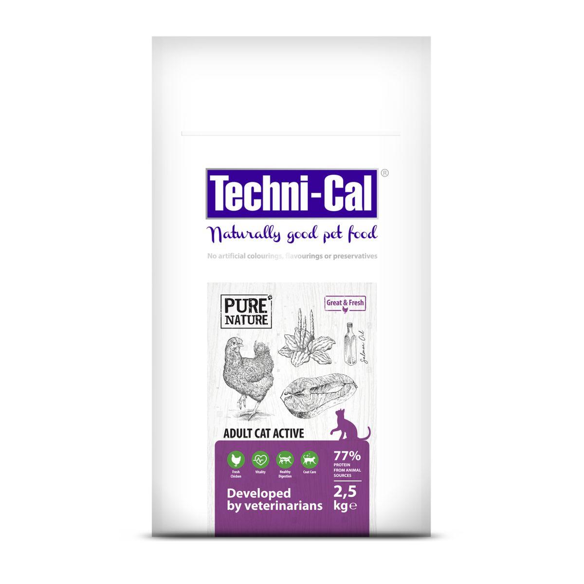 TC P.N. CAT ACTIVE 2,5KG 00001