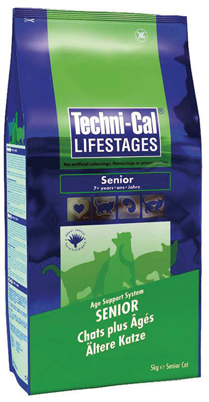 Techni-cal - senior meerkleurig 2 kg