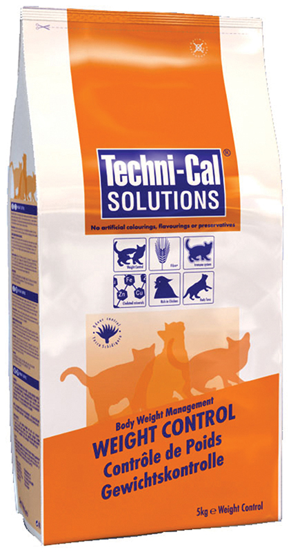 Techni-cal - weight control meerkleurig 2 kg