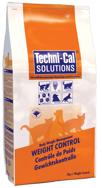 Techni-cal - weight control meerkleurig 5 kg