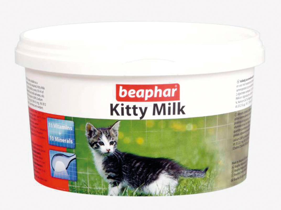 Beaphar - kitty milk meerkleurig 200 gr