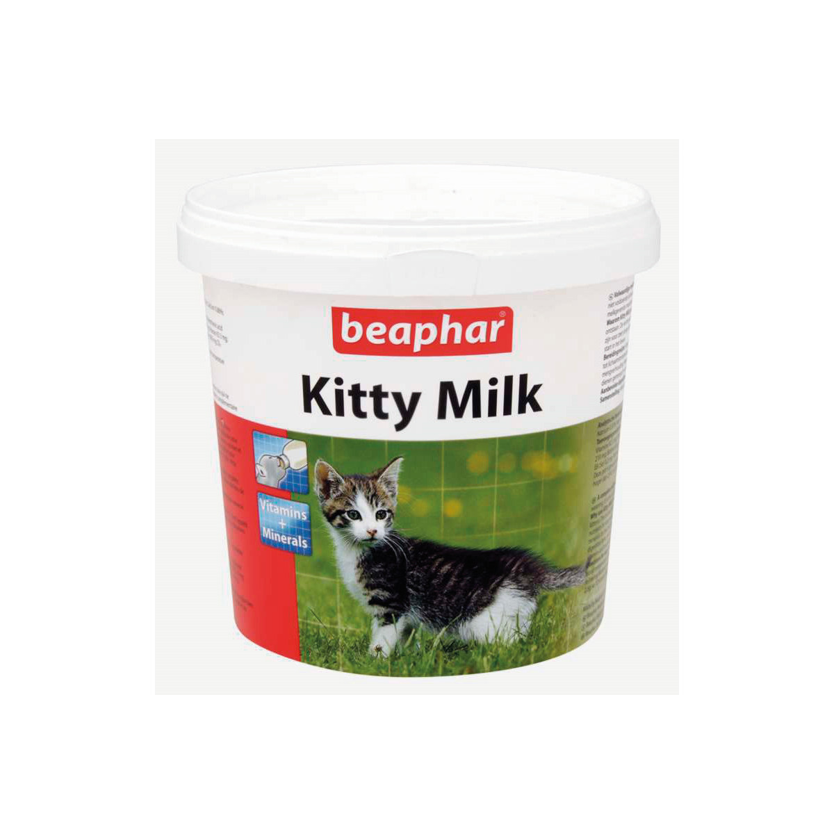 Beaphar - kitty milk meerkleurig 500 gr
