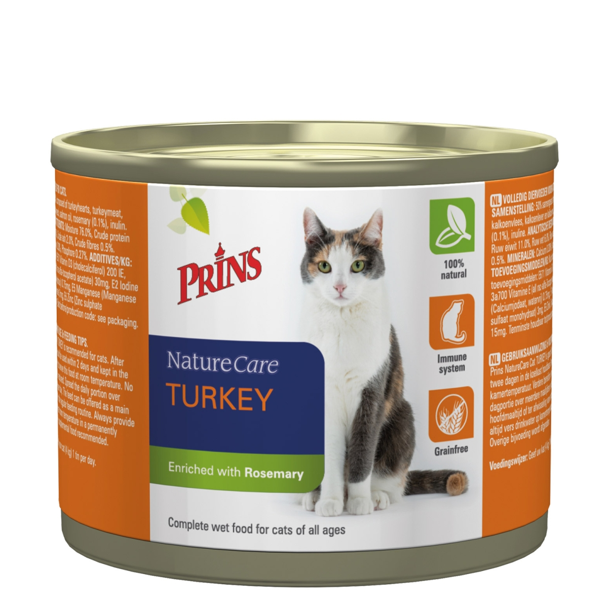 PRI NC CAT TURKEY ROSEM 200GR J 00003