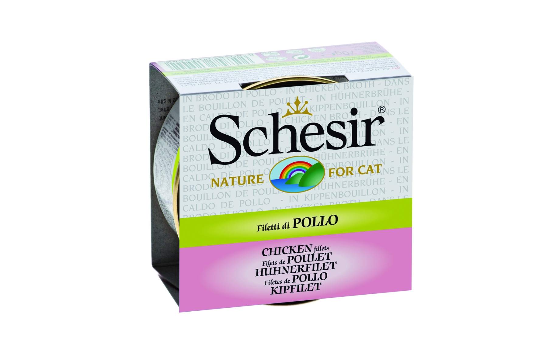 SCH CAT KIP+BOUILLON 70GR N 00001
