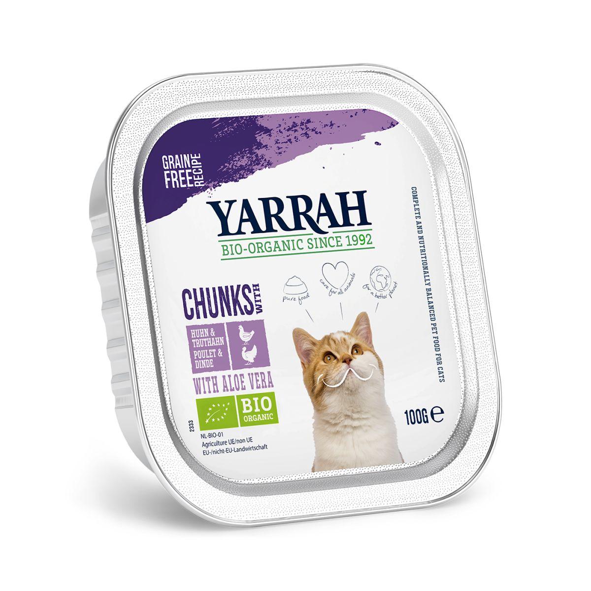Yarrah - brokjes in saus meerkleurig 100 gr
