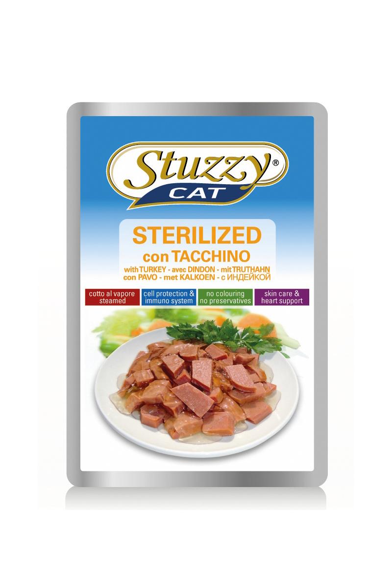 Productafbeelding voor 'Stuzzy - pouch sterilized meerkleurig 100 gr'