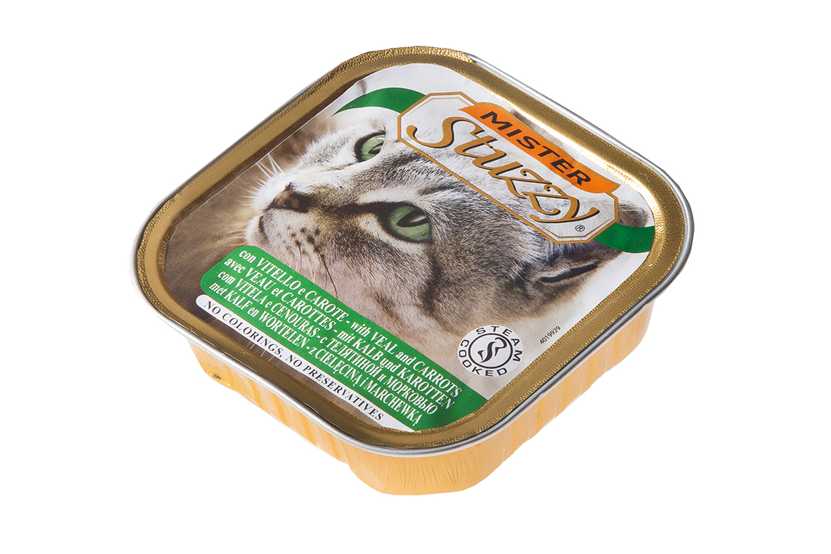 MR STUZZY CAT VEAL&CARR. 100GR 00001