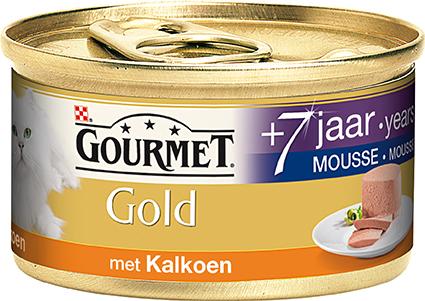 GOU GOLD MOUSSE 7+ KALK. 85GR 00001
