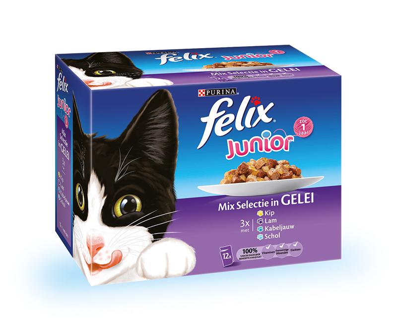 Katten > Voeding & vocht > Maaltijdzakjes