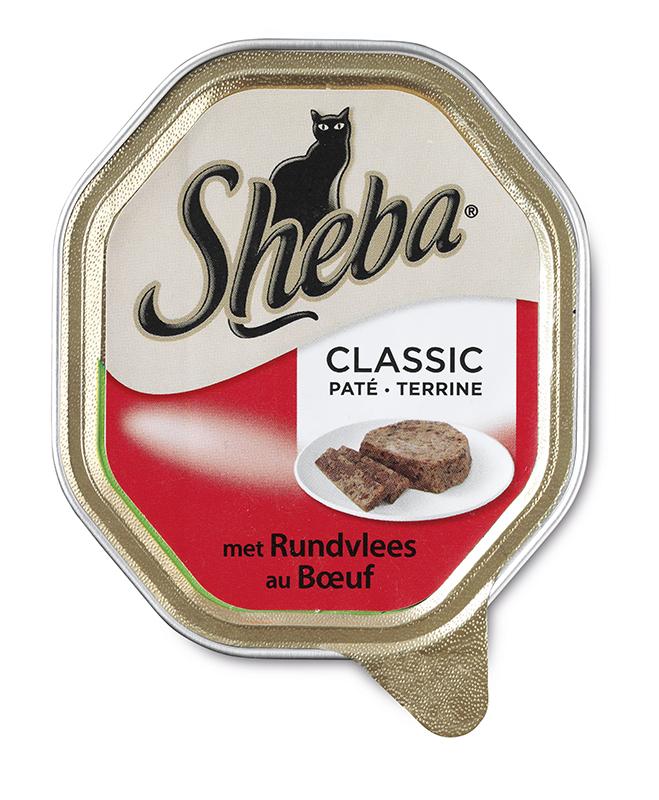 Sheba - classic pate 85 gr