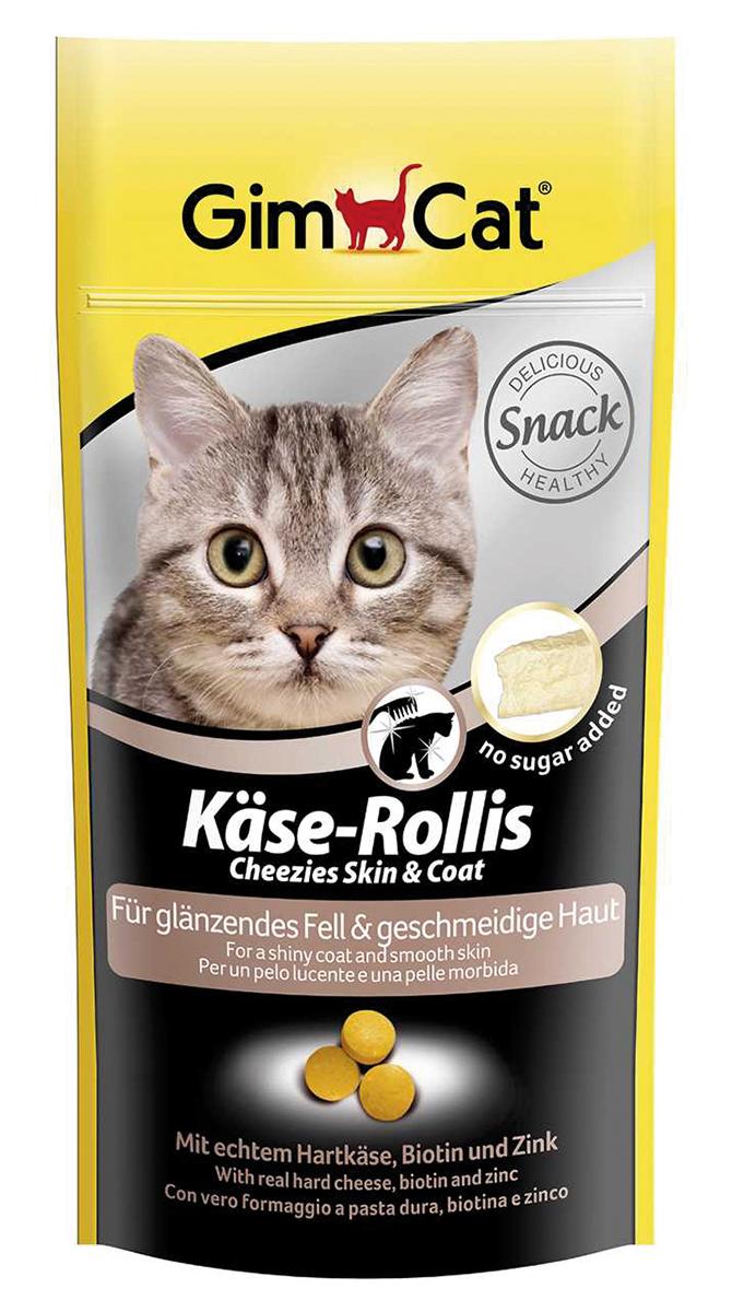 Kaas rollis skin&coat meerkleurig 40 gr