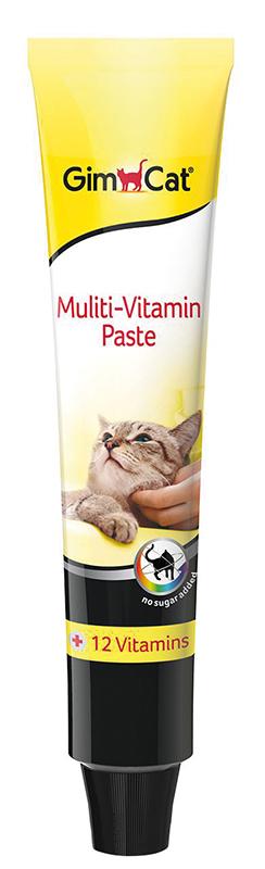 Gimpet - multi vitaminepasta meerkleurig 100 gr