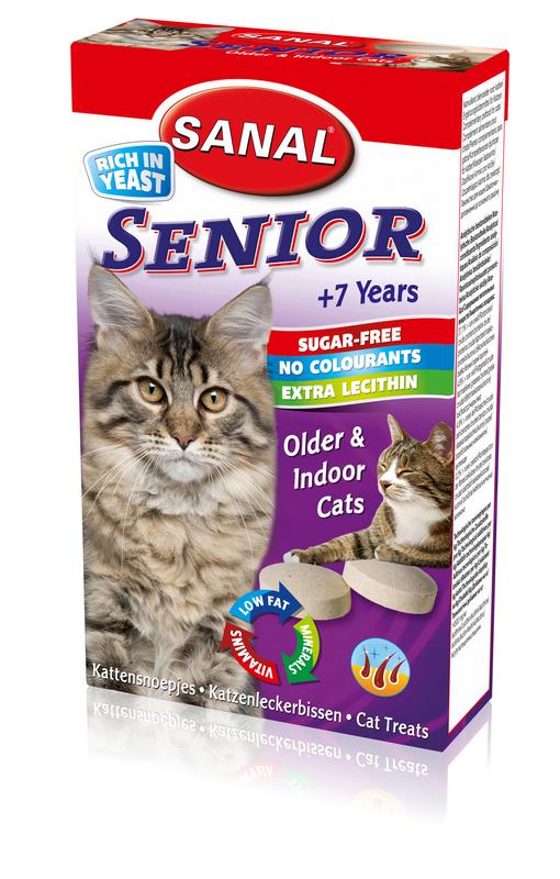 Senior meerkleurig 50 gr