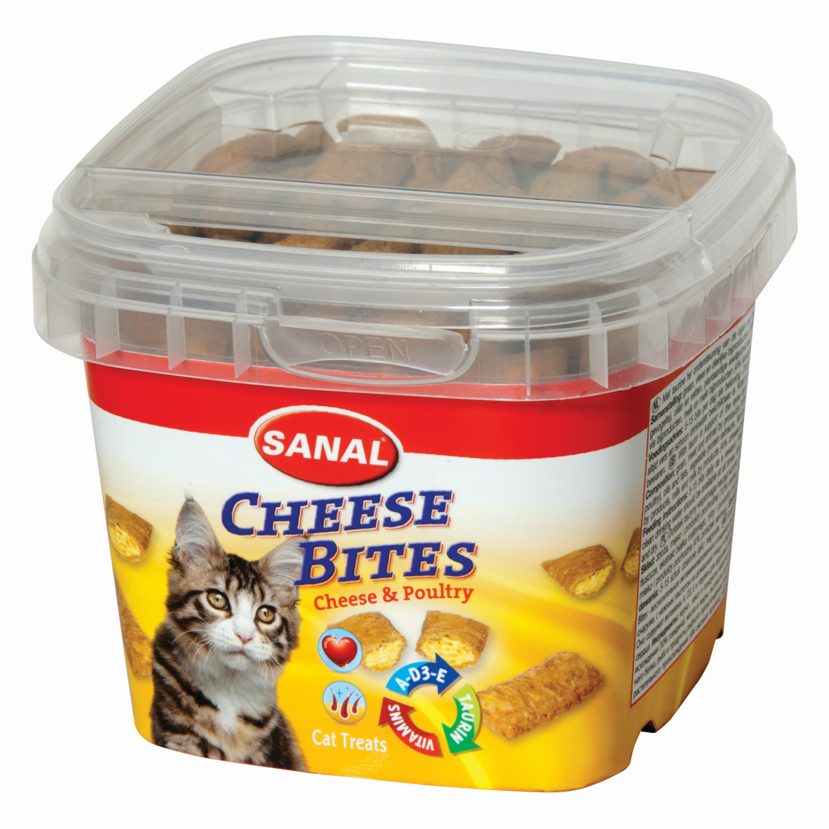 SANAL CHEESE BITES CUP 75GR J 00003
