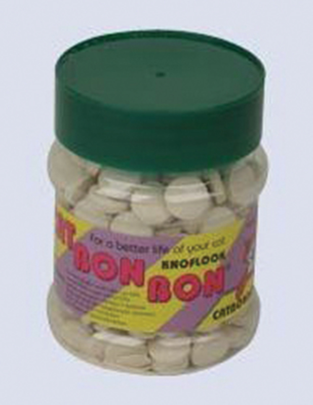 CAT BON BON KNOFLOOK 250TABL 00002