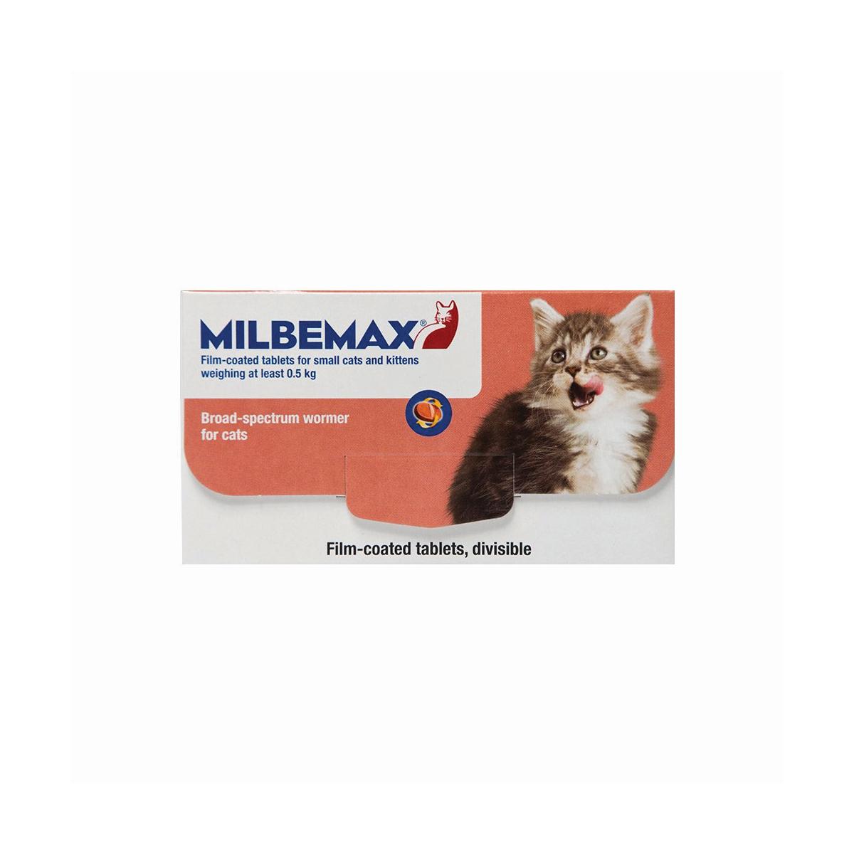 Volwassen kat en kitten roze 2 tabletten