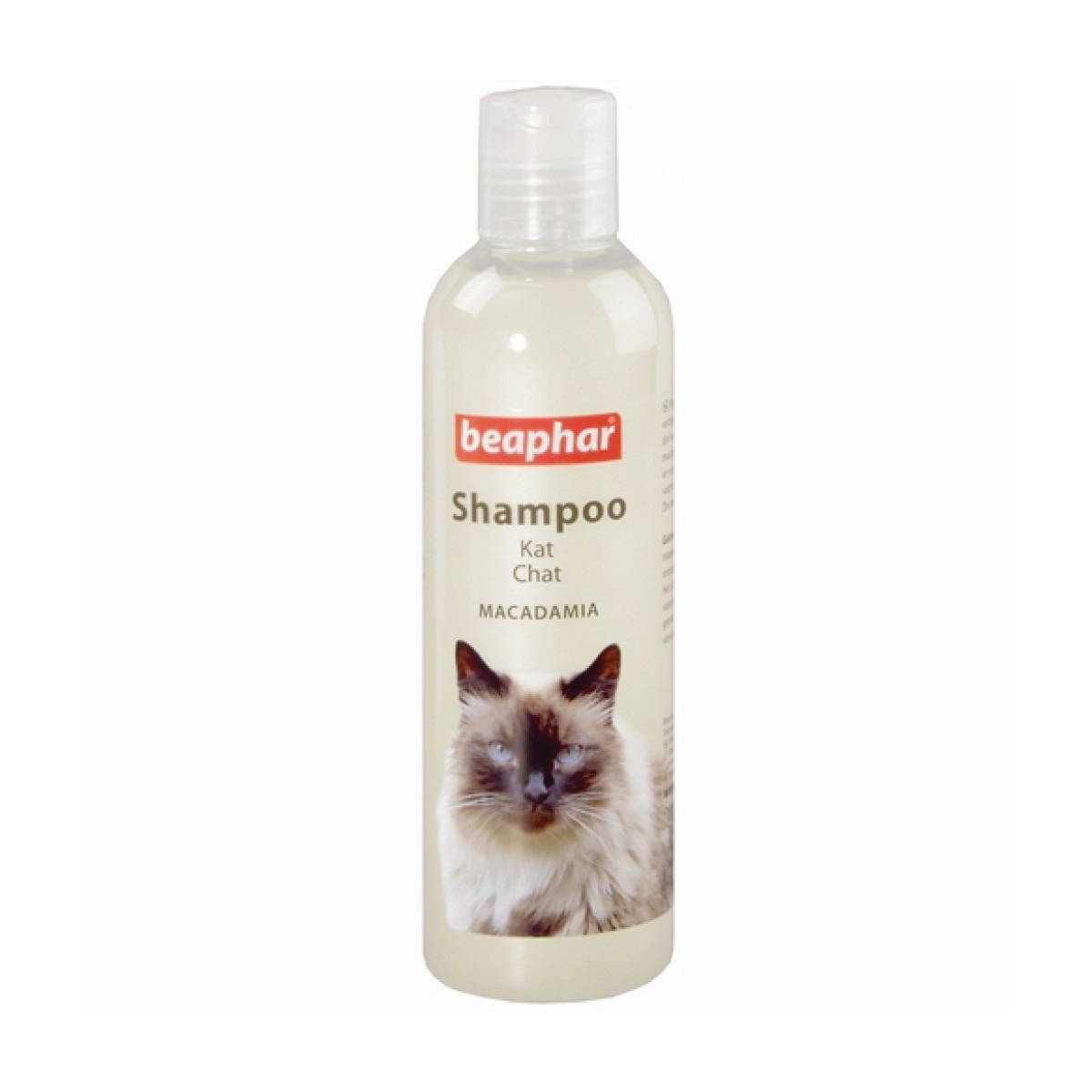 Shampoo macadamia wit 250 ml