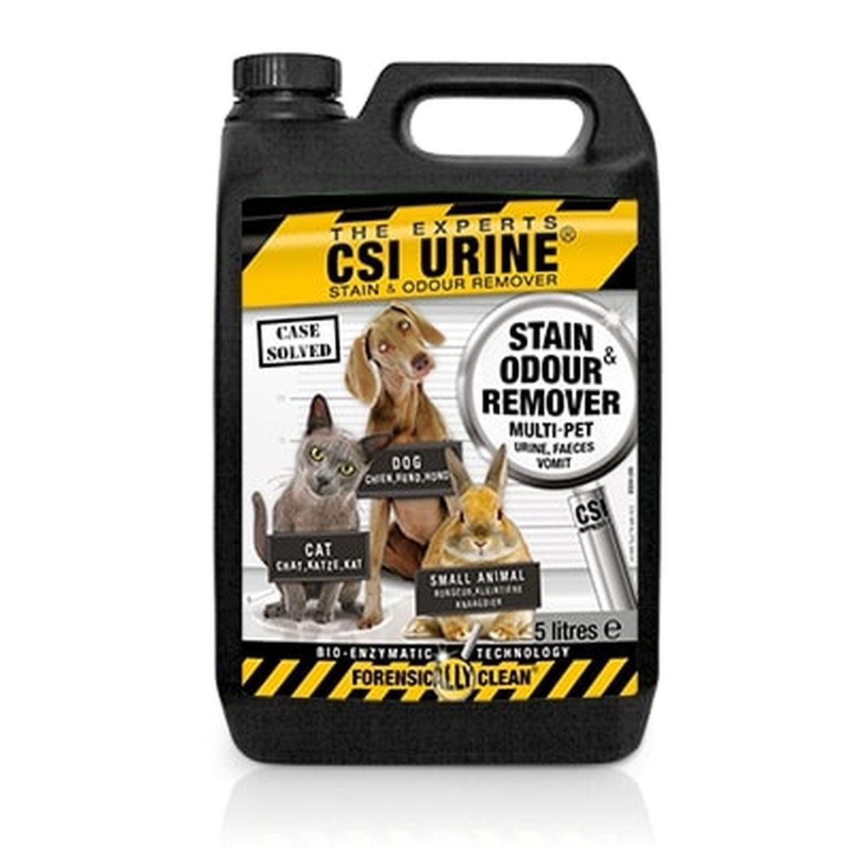 CSI URINE MULTI PET 5LTR N 00001