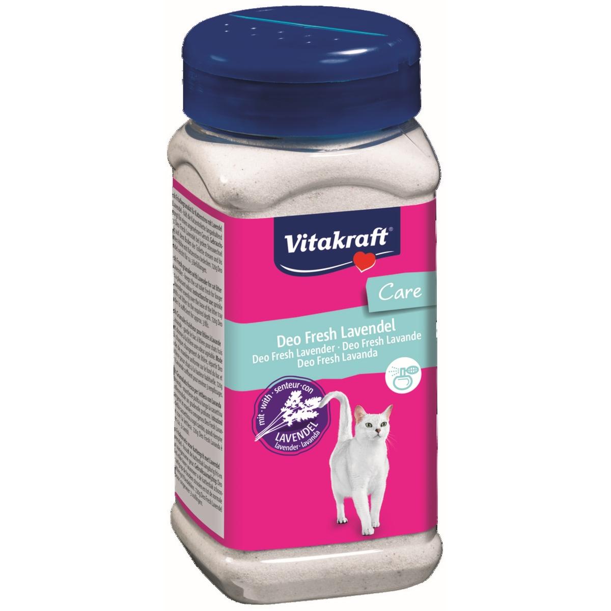 Productafbeelding voor 'Deo fresh lavendel meerkleurig 720 gr'