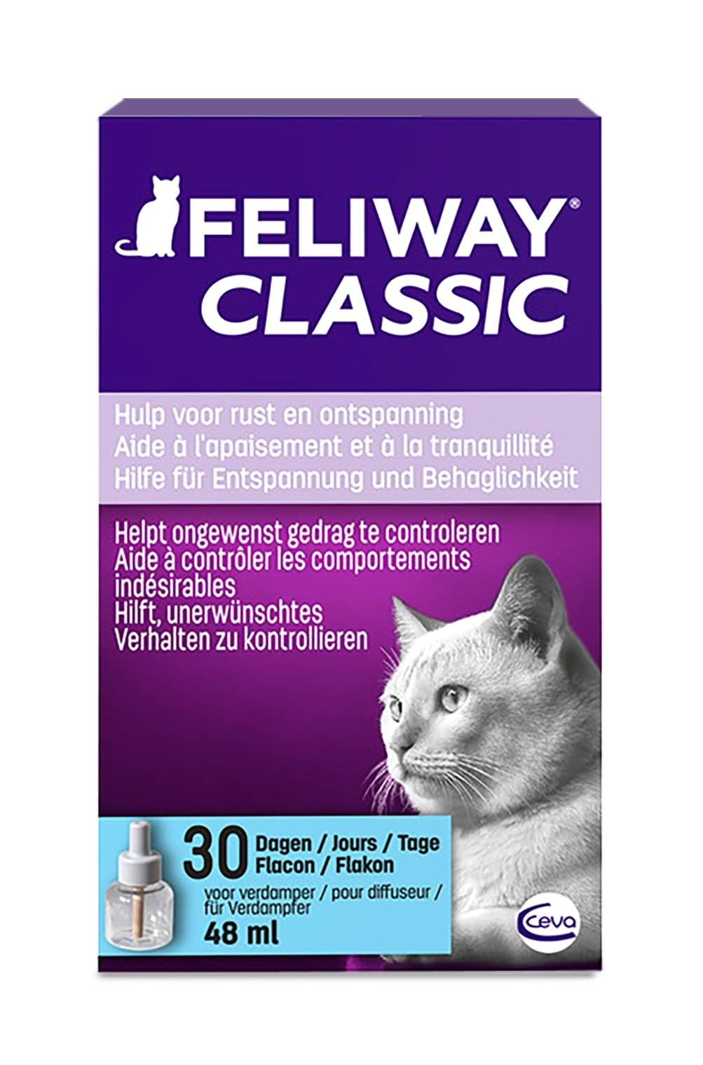 Productafbeelding voor 'Classic navulling paars 48 ml'
