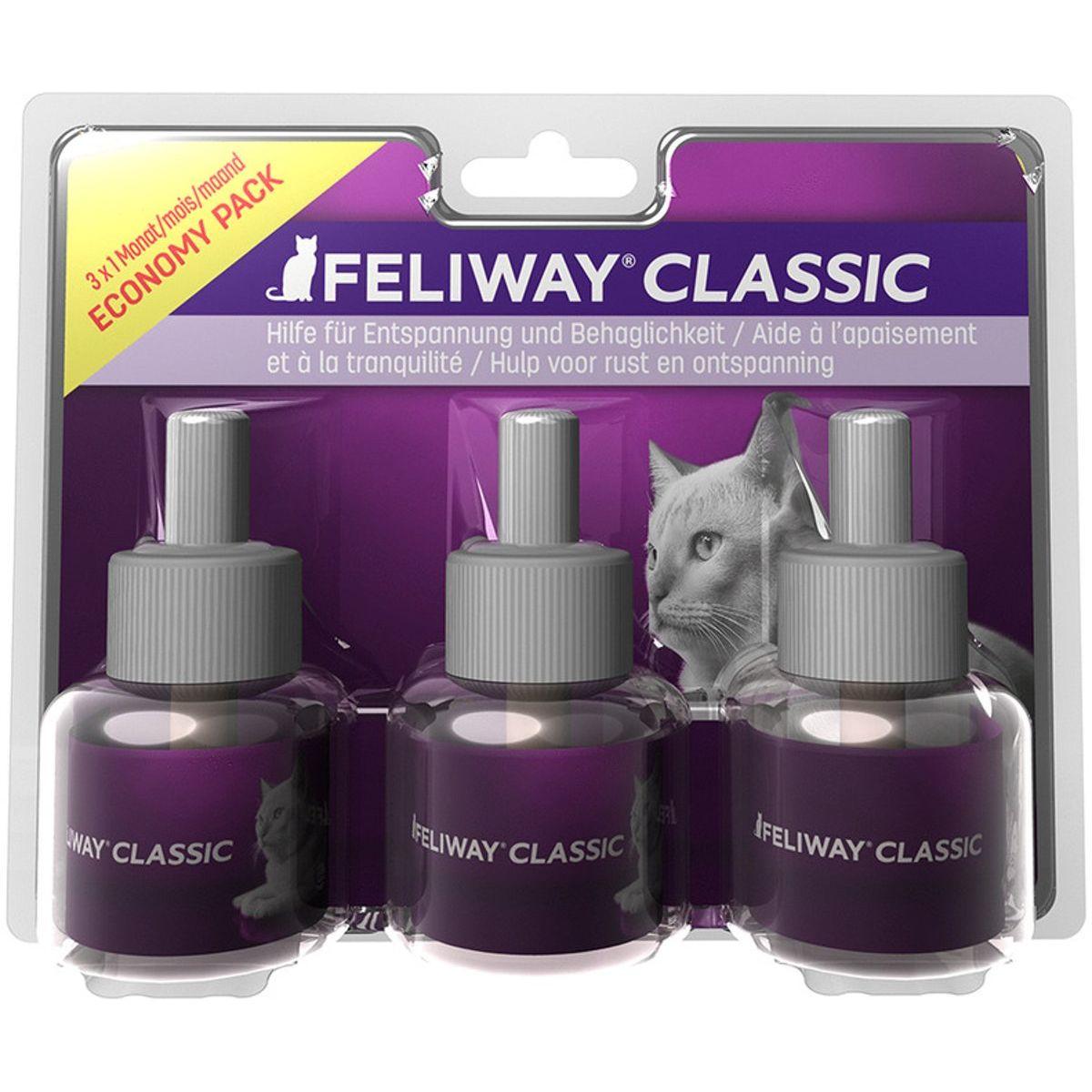 Productafbeelding voor 'CE FELIWAY CLASS. TRIPACK 3X48 00001'