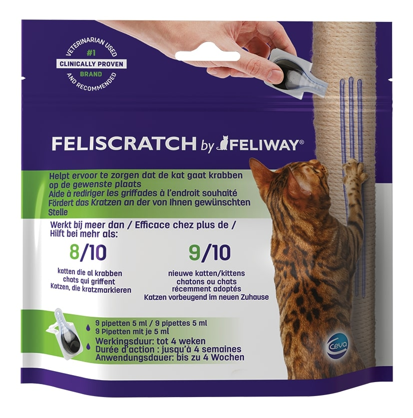 CE FELISCRATCH BY FELIWAY9X5ML 00001