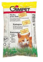 Gimpet - kattengras snelkiemzaad meerkleurig 100 gr
