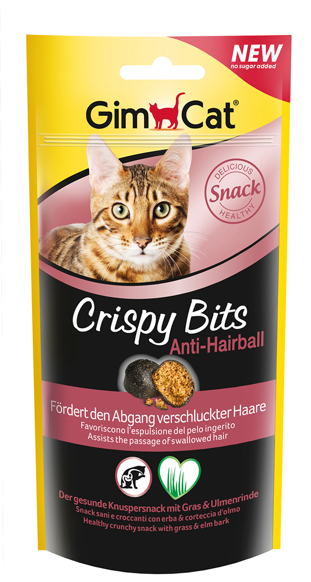 GC CR. BITS ANTI-HAIRBALL 40GR J 00002