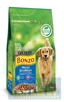Bonzo - brokken meerkleurig 3 kg