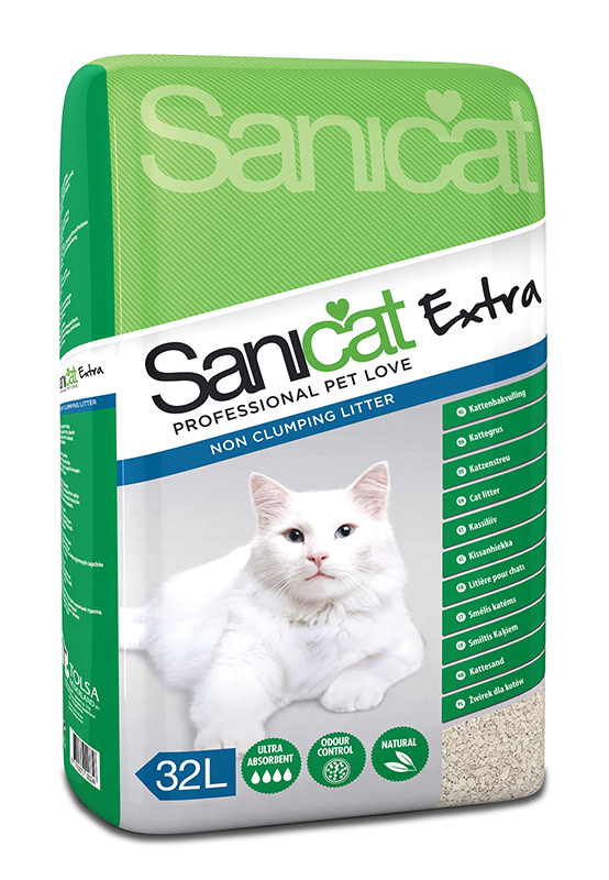 SANICAT EXTRA 32LTR 00001