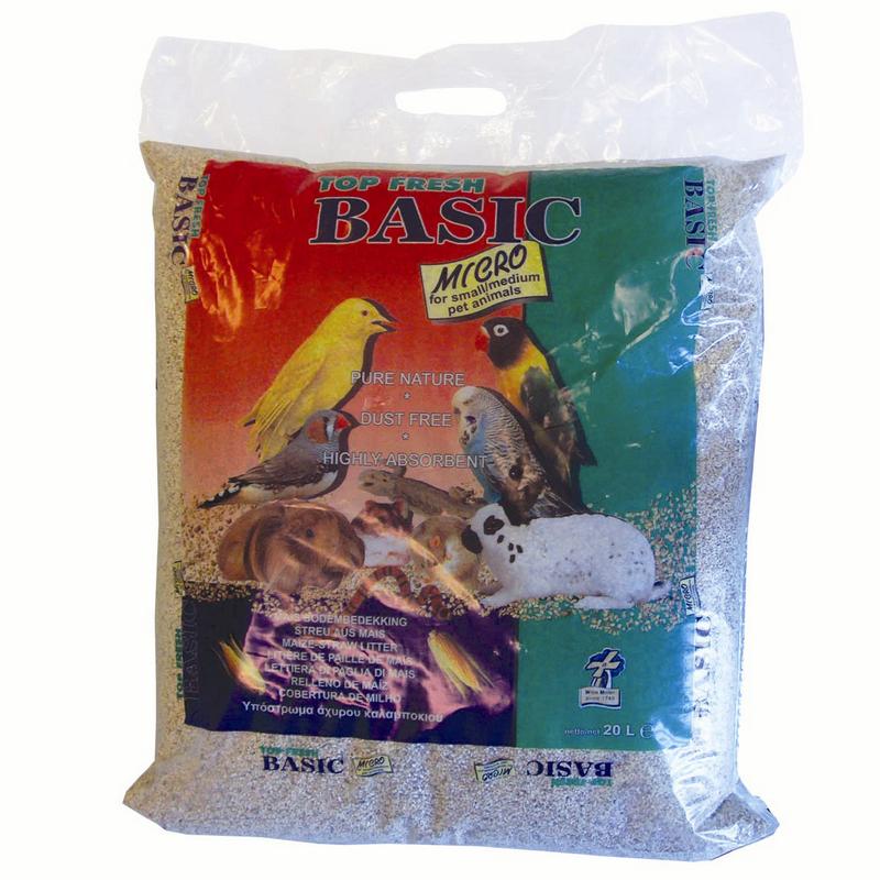 Productafbeelding voor 'Basic micro grijs 20 ltr'